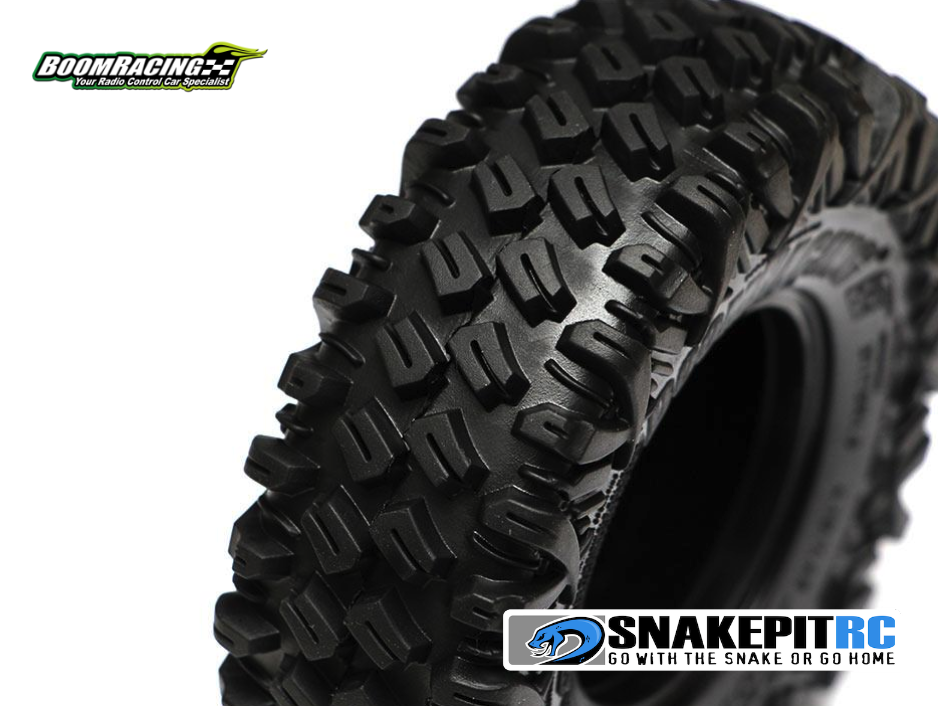 BR HUSTLER M/TX 1 9 Tires 4 19x1 46 with 2-Stage Foams