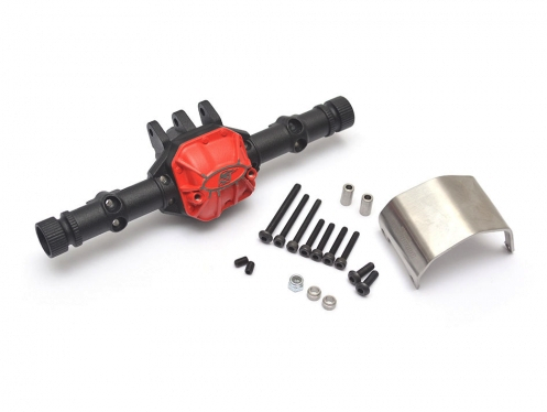 AR44 PHAT™ Axle Housing W/ ARMOUR™ Skid Plate 210grams