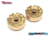 TRC Heavy Duty Brass Knuckle Weight for TRX4 (2pcs)
