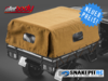 Killerbody Truck Bed Awning Cloth Sandybrown for LC70