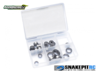 BR High Performance Ball Bearings Set Rubber Sealed for MST CFX