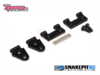 Team Raffee Co. Metal Hood Bonnet Hinge for TRC Defender D90/D110