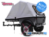 TRC Pop-Up Camper Tent Trailer Kit without Wheels and Tires