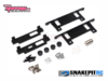 TRC Quick Release Magnetic Body Mount for BR D90 Chassis