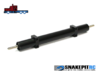 Hercules Hobby Unpowered Axle for Trailer 140mm (Black)