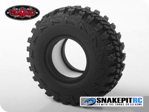"RC4WD GOODYEAR WRANGLER MT/R 1.55"" SCALE TIRES Z-T0159"