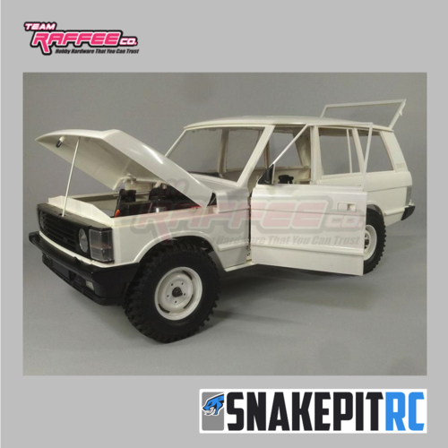 Team Raffee Co. Rover Hard Plastic Body 5 Doors 313mm