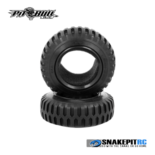 Pit Bull 1.9 Temco NDT Military 85x25mm - Alien Kompound (2 Stk.)