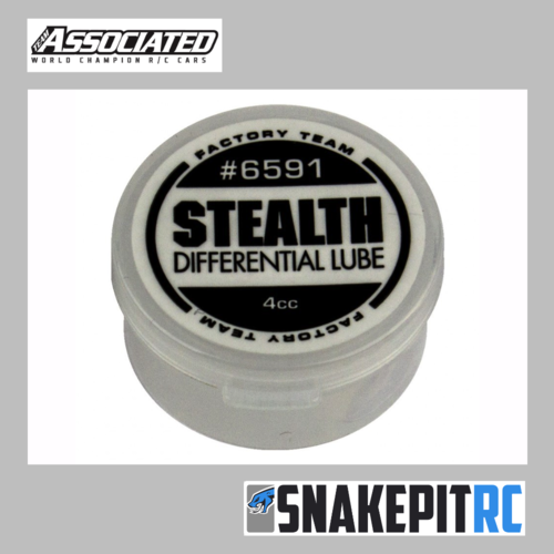 Team Associated Silikon Differential Fett, 4cc